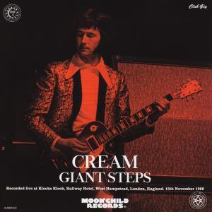 Cream - Giant Steps : Club Gig (MC-071)