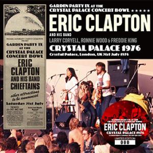 Eric Clapton - Crystal Palace 1976 (Beano-207)