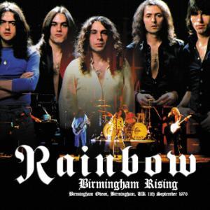 Rainbow - Birmingham Rising (Rising Arrow-037)