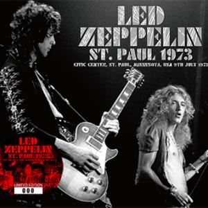 Led Zeppelin - St. Paul 1973 (No Label)