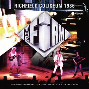 The Firm - Richfield Coliseum 1986 (Gift CDR)