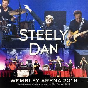 Steely Dan - Wembley Arena 2019 (Uxbridge 996)