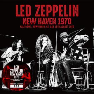 Led Zeppelin - New Haven 1970 (No Label)