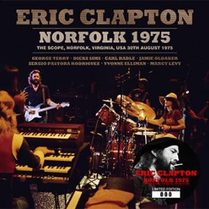 Eric Clapton - Norfolk 1975 (Beano-210)