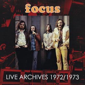 Focus - Live Archives 1972 - 1973 (HLP-154)