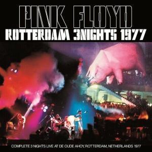 Pink Floyd - Rotterdam 3 Nights 1977 (GX116)