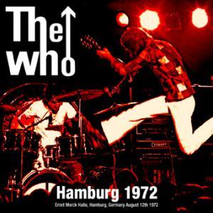 The Who - Hamburg 1972 (Gift CDR)