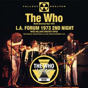 L.A. Forum 1973 2nd Night : Mike Millard Master