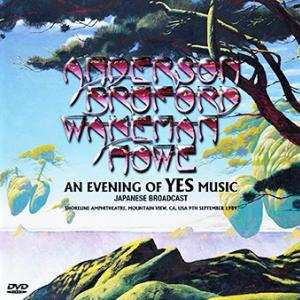 An Evening Of Yes Music : Japanese Broadcast
