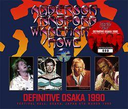 ABWH - Definitive Osaka 1990 (Virtuoso 449-451)