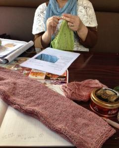 編み物でぇいと♥