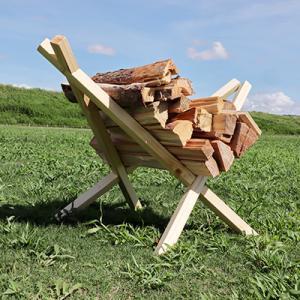 究極のFirewoodstandを作ってみた!
