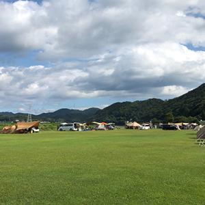 久々のキャンプは野口でグルキャン!