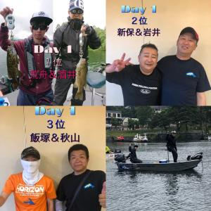 2019.6.22-23  檜原湖(1)