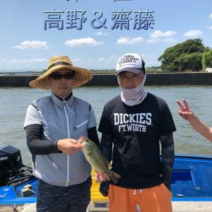 2019.8.4  霞ヶ浦(3)