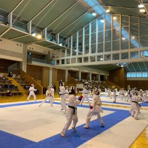 静岡県ジュニア強化練習会
