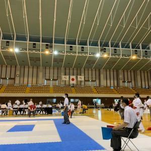 東海地区空手道選手権大会