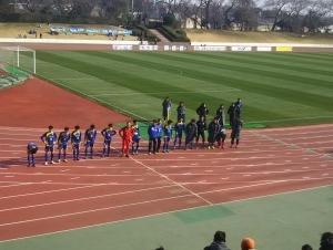 1stステージ第2節  VS FC大阪@むさりく