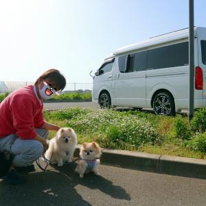 2021GW家族が増え初の車旅5☆銚子