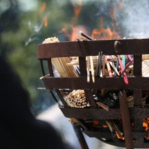 8月4日 箸感謝祭!