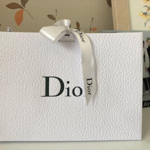 Diorのリップスティック~( ;∀;)と、恐怖のくしゃみ連発男