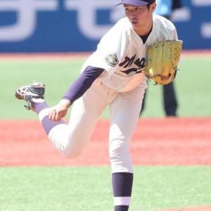 【ドラフト2019】広島、森下暢仁投手を一本釣り!単独1位指名で交渉権獲得!
