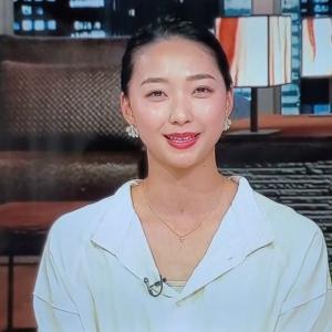 畠山愛理さんがカープ鈴木誠也との結婚をNHK「サンデースポーツ2020」で生報告