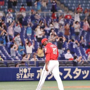【広島】今季3度目のサヨナラ負け 佐々岡監督「しっかりした救援の形を作りたい」