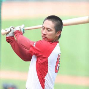 【公示】カープ羽月隆太郎が初の1軍昇格!18年ドラ7高卒2年目内野手、昇格即初スタメンの可能性も 安部が2軍降格
