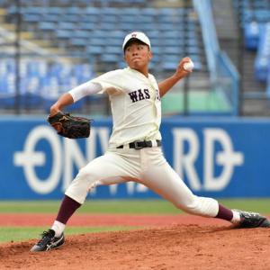 今秋ドラ1候補の早大・早川隆久投手についてカープ苑田スカウト統括部長「当然1位の選手。今すぐでもプロで計算が立つ。」