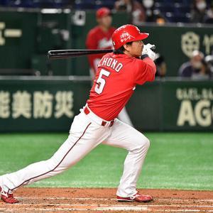 カープ長野久義、球団通算8500号HR&プロ野球史上39人目の12球団アーチ達成!
