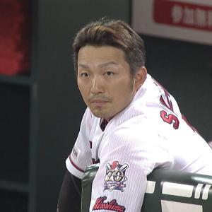 カープ鈴木誠也にノムケンが解説で苦言「4番として三振後の立ち振る舞いが残念」