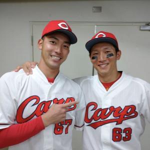 【カープ】1試合2HR放った西川のヒーローインタビューが一問だけで終わった理由、明かされる