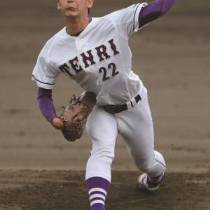 【ドラフト2020】広島2巡目に森浦大輔投手!3巡目に大道温貴投手を指名!
