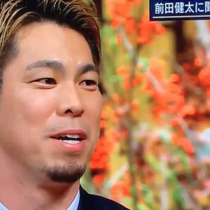 マエケン「最後は日本でプレーしてみたい」 マエケン×前田智徳「まえだまえだ」企画で報ステ出演 日本シリーズ第3戦の解説も