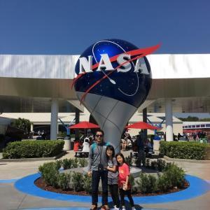 ケネディ宇宙センターとアトランタ