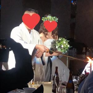 モッコリ番長結婚式