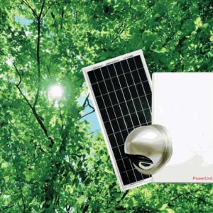 ソーラー発電利用の24時間換気扇