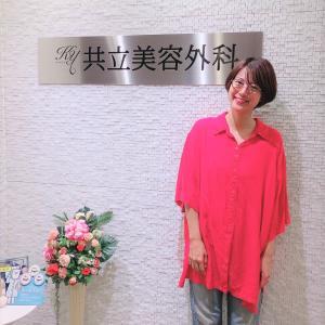 タレントの中村優ちゃんが渋谷院に遊びに来てくださいました♪