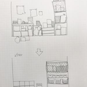 塾の整理収納ビフォー・アフター