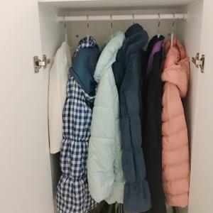 こども服の衣替えの方法