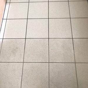 サンポールとメラミンスポンジでピカピカ大掃除
