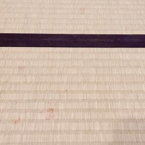 衣料用漂白剤を使って畳の染み抜きに挑戦!