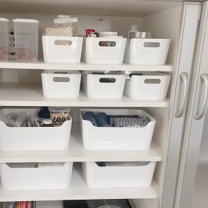 キッチン棚の整理方法 部屋も気持ちもスッキリしよっ!