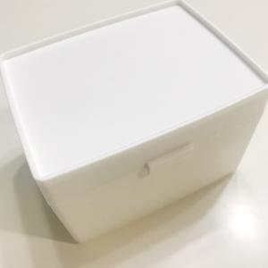 【セリア】名刺収納ケースをカメラ収納に☆