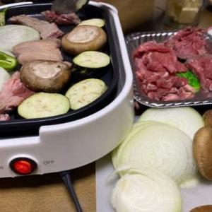おうち焼き肉で 目覚めた新しい味 脂がなくても美味しいのね