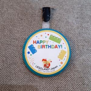 誕生日月にレゴランドへ行くと何があるPart3