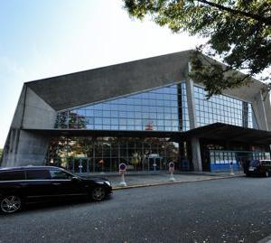 群馬音楽センター 〜建物の旋律〜