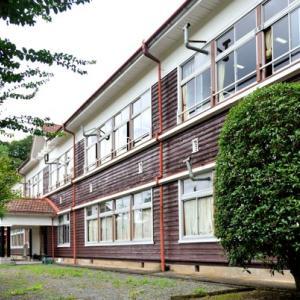 木造校舎「旧花輪小学校 記念館」