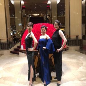 ドレス初心者、パーティーに臨む⑬写真を撮る時間